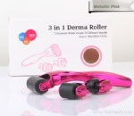 NK-3R/3 in 1 Roller Kit (metallic pink)